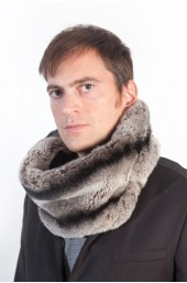 FUR NECK WARMERS