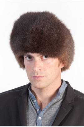Possum fur hat for men